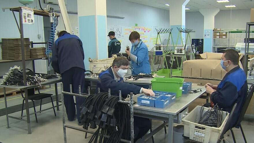 Власти Самарской области обязали предприятия перевести на удаленный режим 30% работников