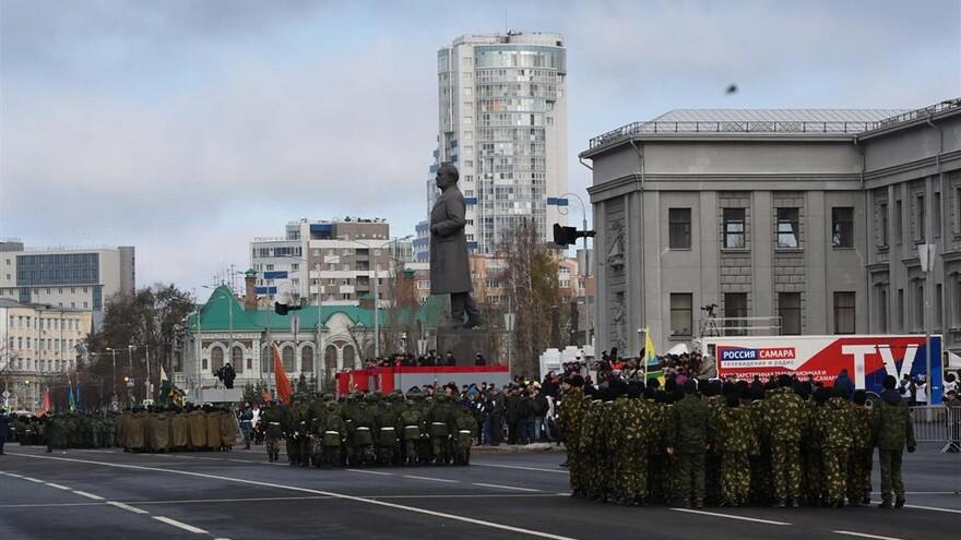 В Самаре пройдет Парад Памяти