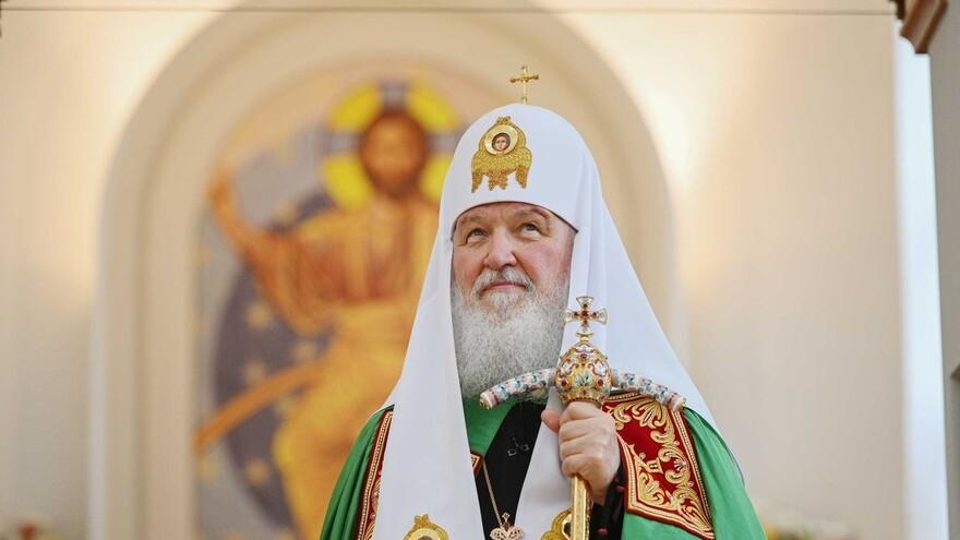 Патриарх Кирилл перенес визит в Самару