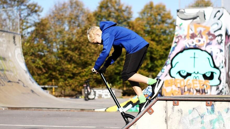 Около «Самара Арены» обустроят скейтпарк и памп-трек