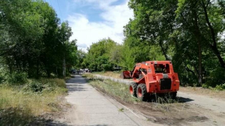В Сызрани стартовала реконструкция сквера имени маршала Жукова