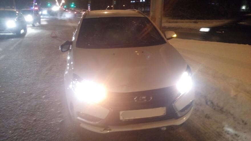 В Тольятти женщина сбила двух пешеходов