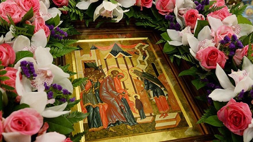 Красивые поздравления на праздник Введения во храм Пресвятой Богородицы 4 декабря
