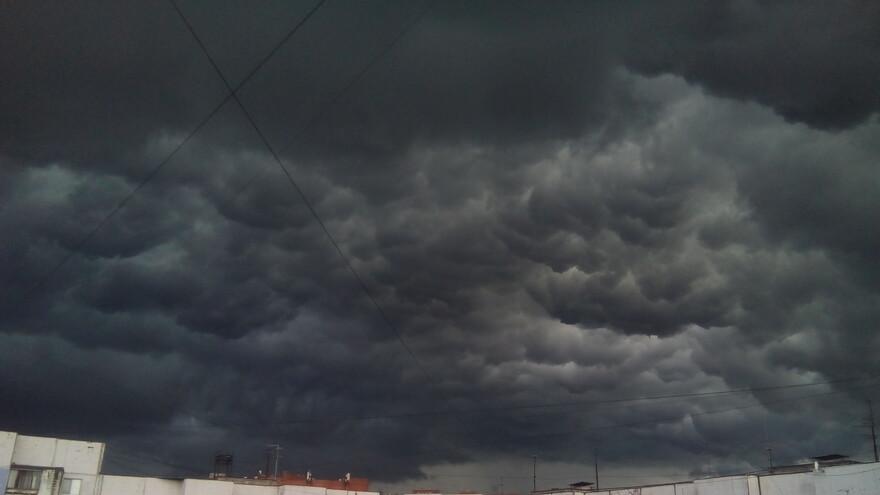 В Самарской области ожидается дождь, гроза и ветер