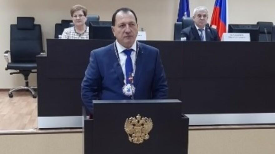 Сергей Марков стал новым главой Новокуйбышевска