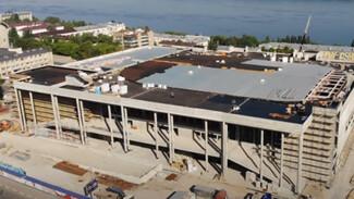 Деньги на строительство Дворца спорта в Самаре отдали безработным