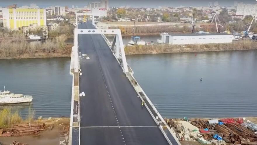 После открытия Фрунзенского моста в Самаре запретят парковку