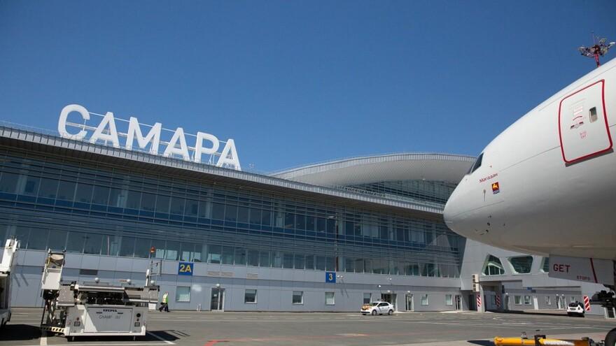 В самарском аэропорту «Курумоч» задержан рейс до Ларнаки