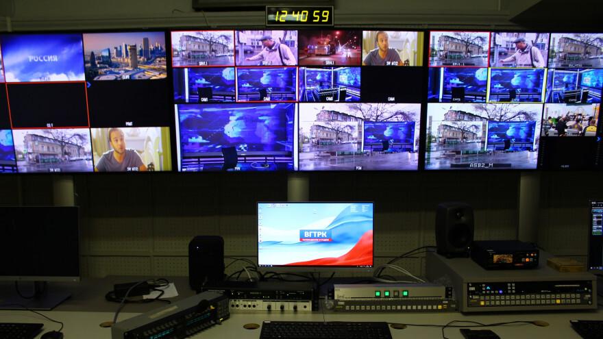 Совсем скоро главная информационная программа региона «Вести-Самара» выйдет в эфир из новой студии