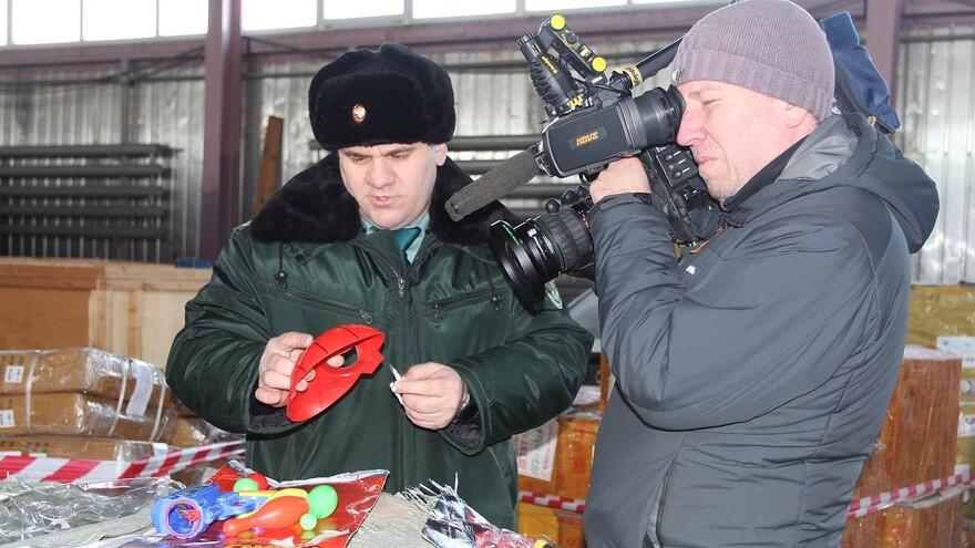 Более 24 тысяч контрафактных игрушек не попадут на российские прилавки благодаря самарским таможенникам