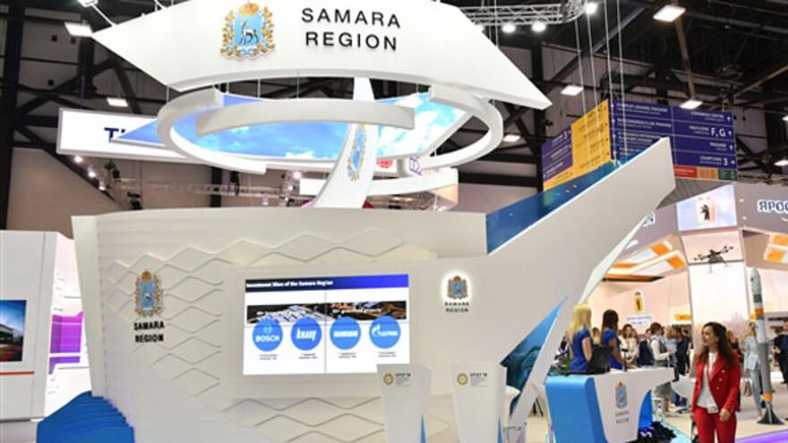 Как представлена  Самара на Международном экономическом форуме в Санкт-Петербурге,   расскажем в итоговом выпуске «Вестей» в 21:45.