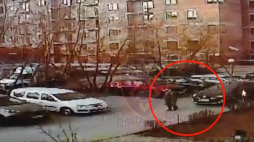 В Тольятти автоледи сбила пенсионерку и отругала ее