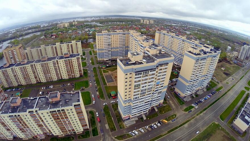 В Самаре в микрорайоне Волгарь приступили к строительству новой дороги