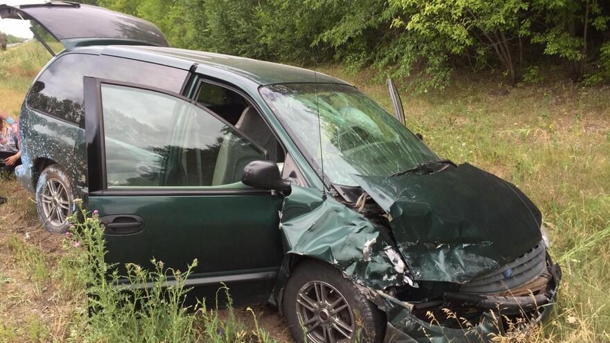 В ДТП под Тольятти пострадало 7 человек