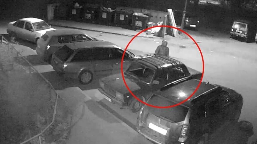 В Самаре сливают бензин на Московском шоссе