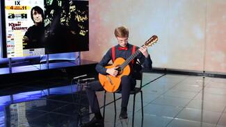 Высокая музыка звучит в главной студии ГТРК «Самара»