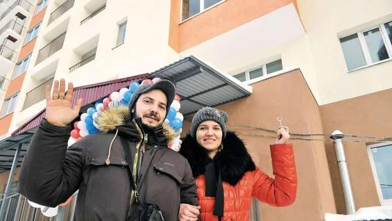 Дмитрий Азаров: «В 2020-м от статуса проблемных избавились 16 объектов долевого строительства»