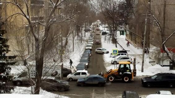Самара вошла в ТОП-50 самых «пробочных» городов мира