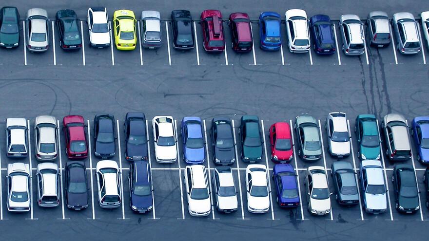 В Самаре за неоплату платной парковки грозит штраф