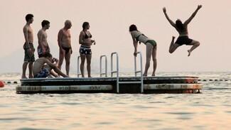 Самарцам запретят нырять в Волге и плавать на брёвнах