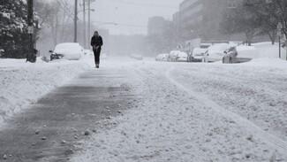 В Самарской области праздничная неделя завершится мощным снегопадом