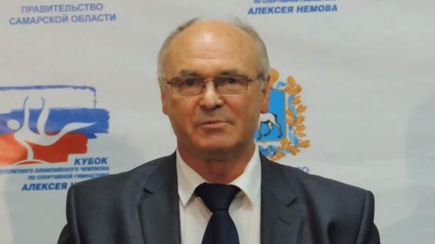 В Тольятти скончался бывший тренер Алексея Немова
