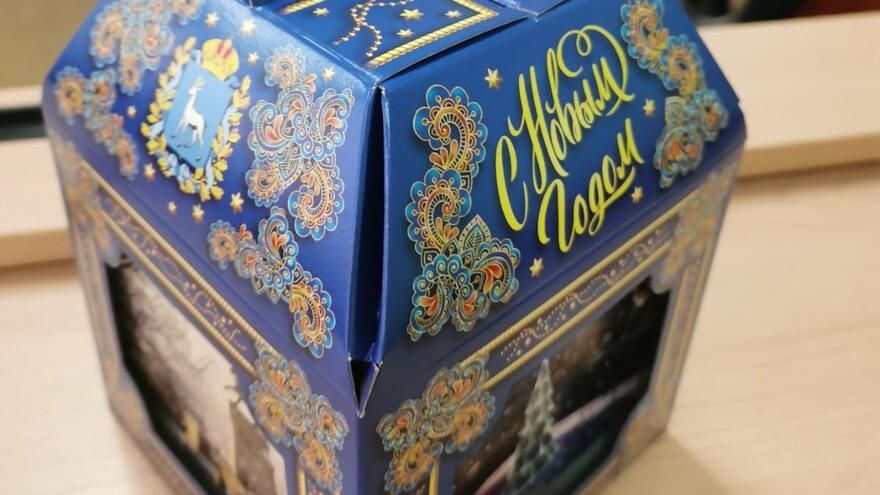 В Самарской области идёт массовая раздача сладких подарков