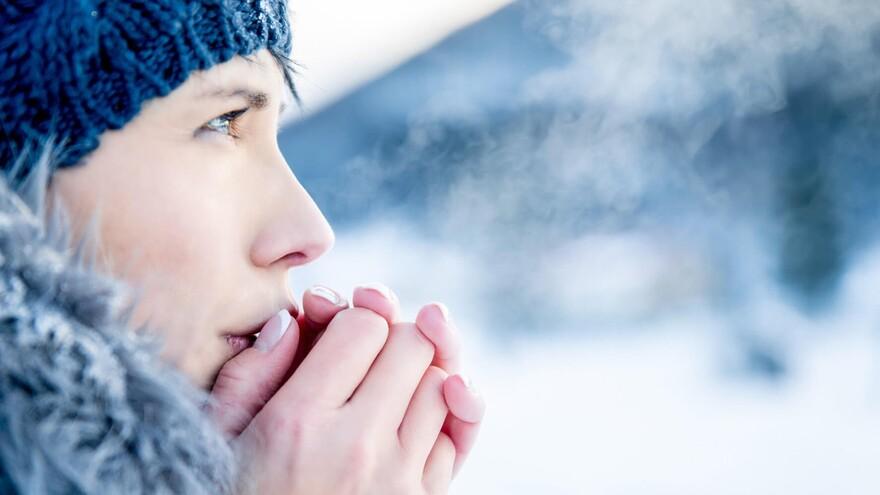 Декабрь принесет в Самарскую область лютый мороз