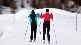Под Самарой умер мужчина во время катания на лыжах