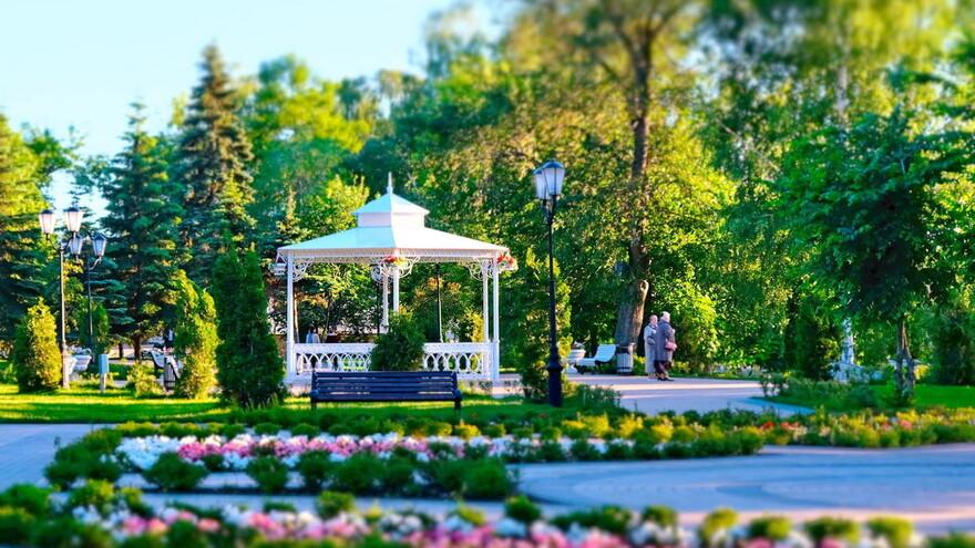 В Самаре может открыться инклюзивный тактильный сад