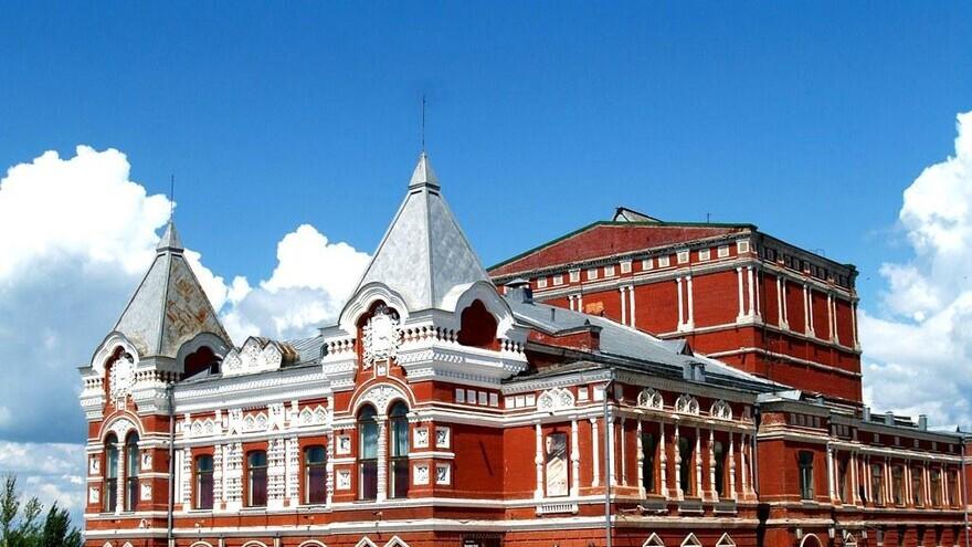 В январе могут решить, как изменится самарский драмтеатр им. Горького
