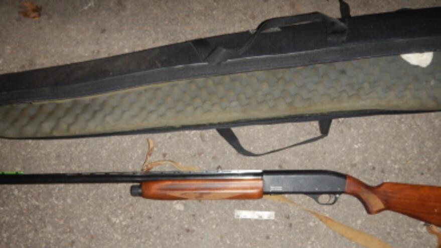 В Безенчукском районе полицейские задержали браконьера