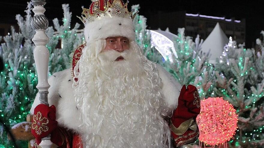 Сегодня приезжает Дед Мороз из Великого Устюга в Самару