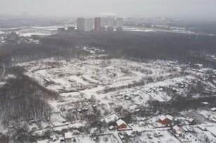 Самарский видеоблогер с воздуха показал площадку за ТЦ «Metro»,  где построят многоэтажки