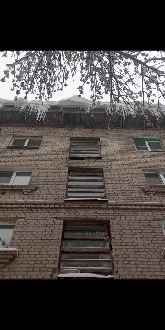 В Самаре за ночь выпало 65% месячной нормы снега