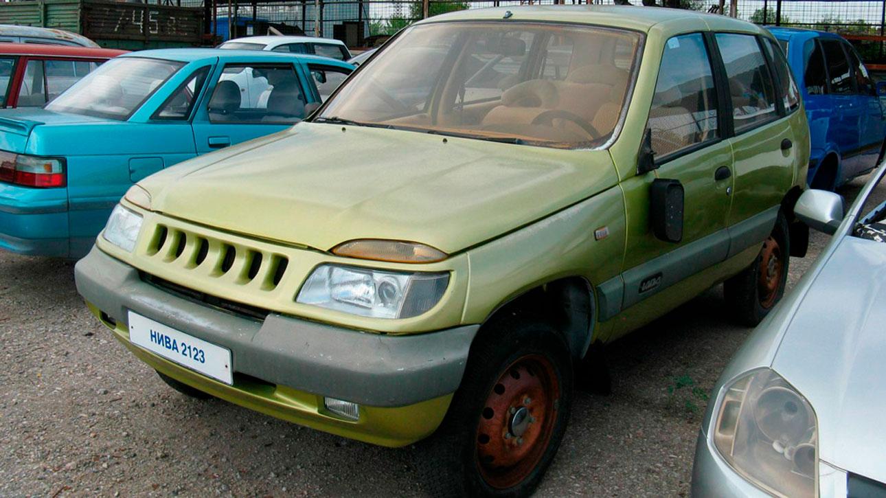 В Сети опубликованы фото уникальных прототипов машин АвтоВАЗа