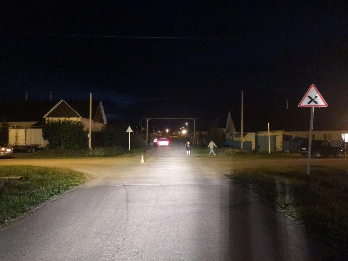 """В Самарской области пьяный водитель """"ВАЗ 2114"""" сбил 17-летнего велосипедиста"""