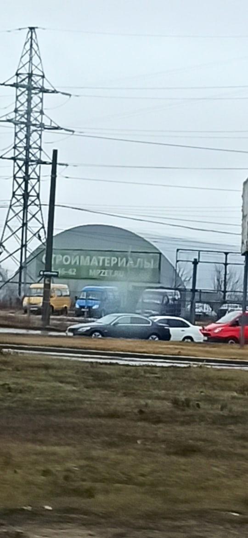В Тольятти начали тонуть автомобили