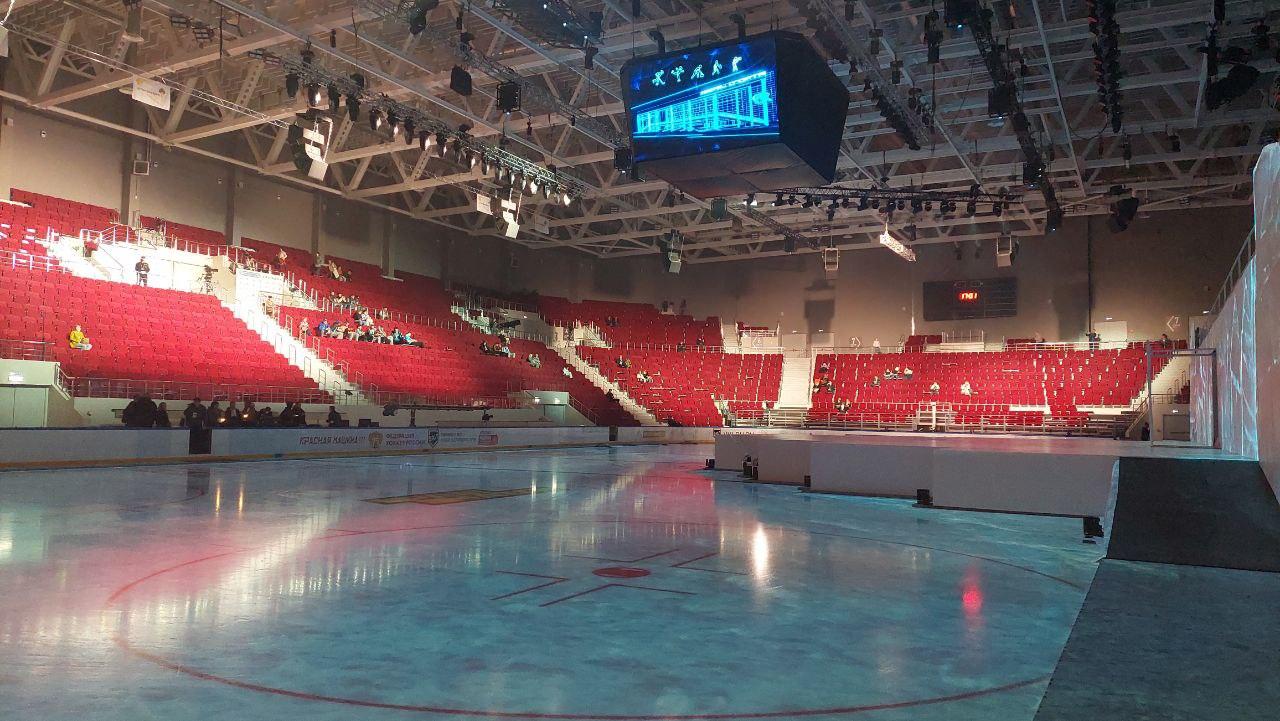 Как на открытии Олимпиады. Появилась полная видеотрансляция запуска нового Ледового дворца спорта в Самаре