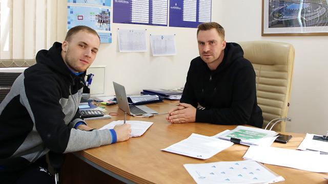«Крылья Советов» переподписали контракт с перспективным вратарем