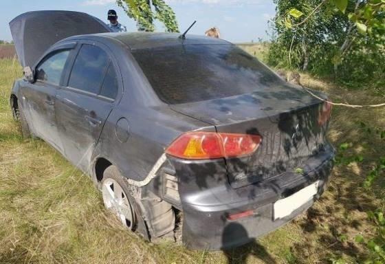 Под Тольятти многодетная мать на скорости влетела на машине в дерево