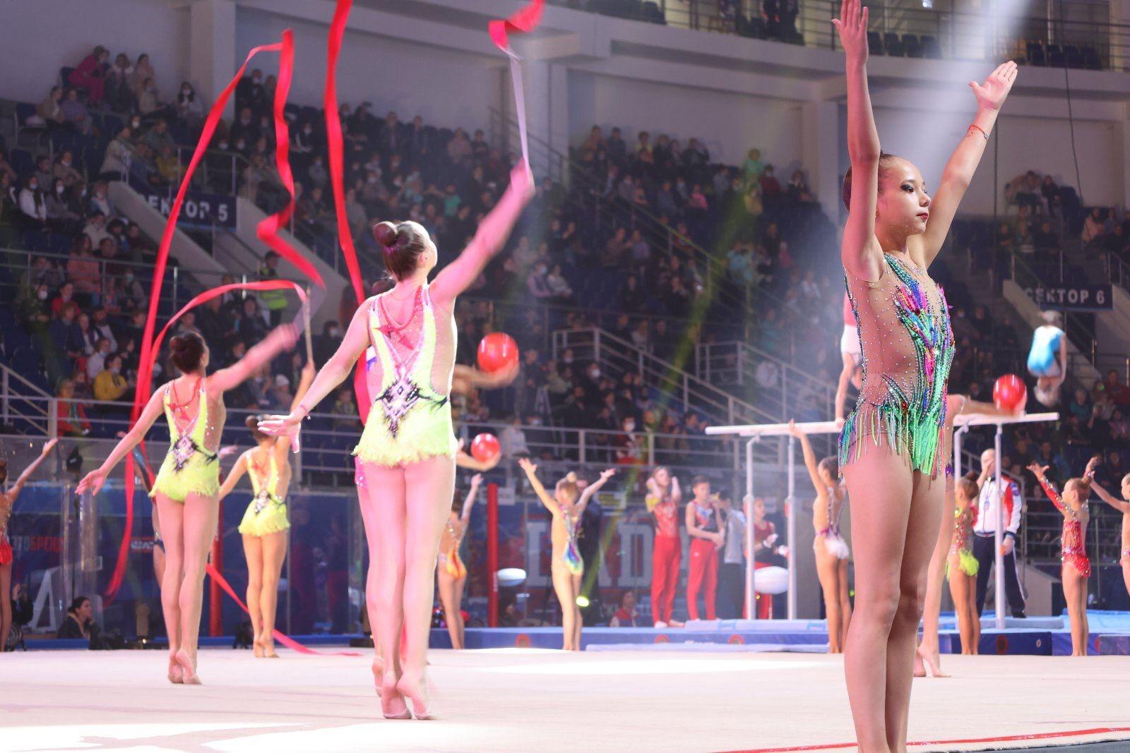 В Тольятти завершился фестиваль гимнастики имени Алексея Немова