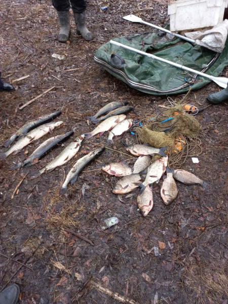 В Самарской области на пенсионера завели уголовное дело за рыбалку