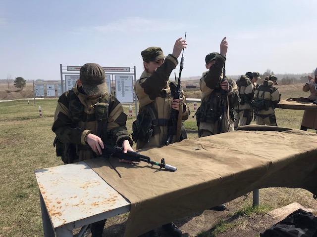 """В Самарской области проходят 5 международные игры """"Страж порядка"""""""