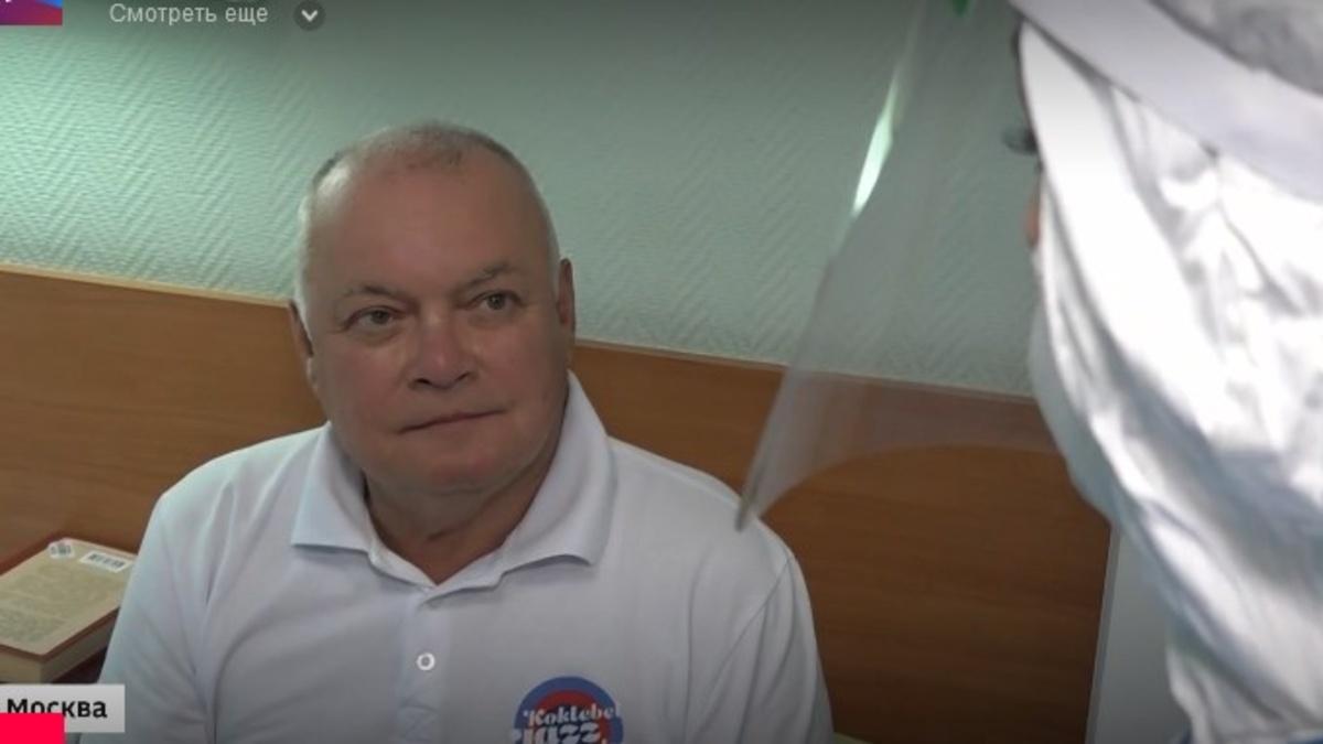 Вспышка нового коронавируса и состояние заразившегося телеведущего Дмитрия Киселёва. Всё об инфекции к 13 сентября 2021 года
