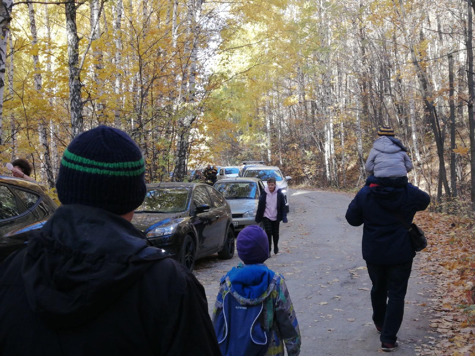В Самарской области выстраиваются многочасовые очереди, чтобы попасть на гору