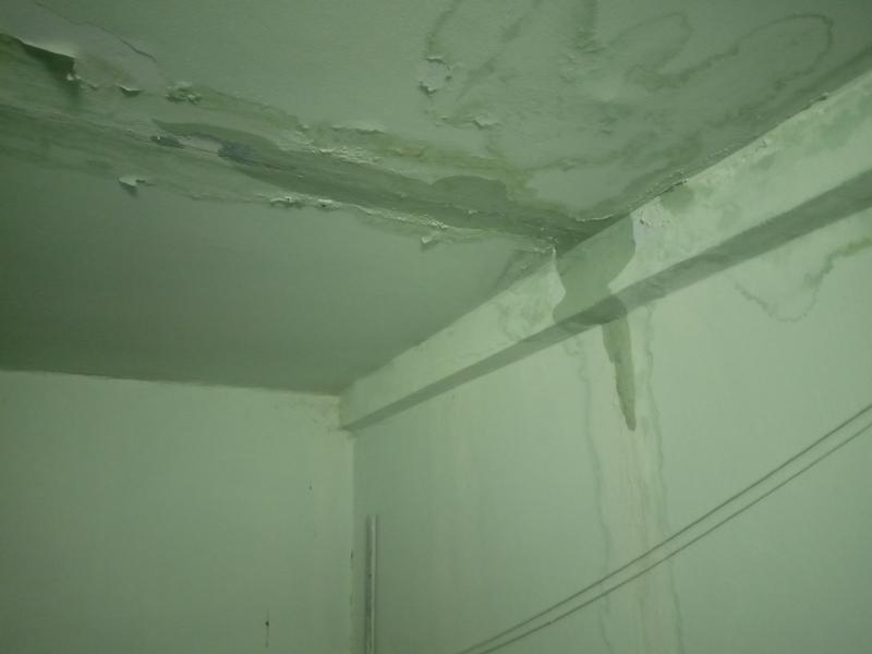 Сызранцы жалуются на потоп в доме
