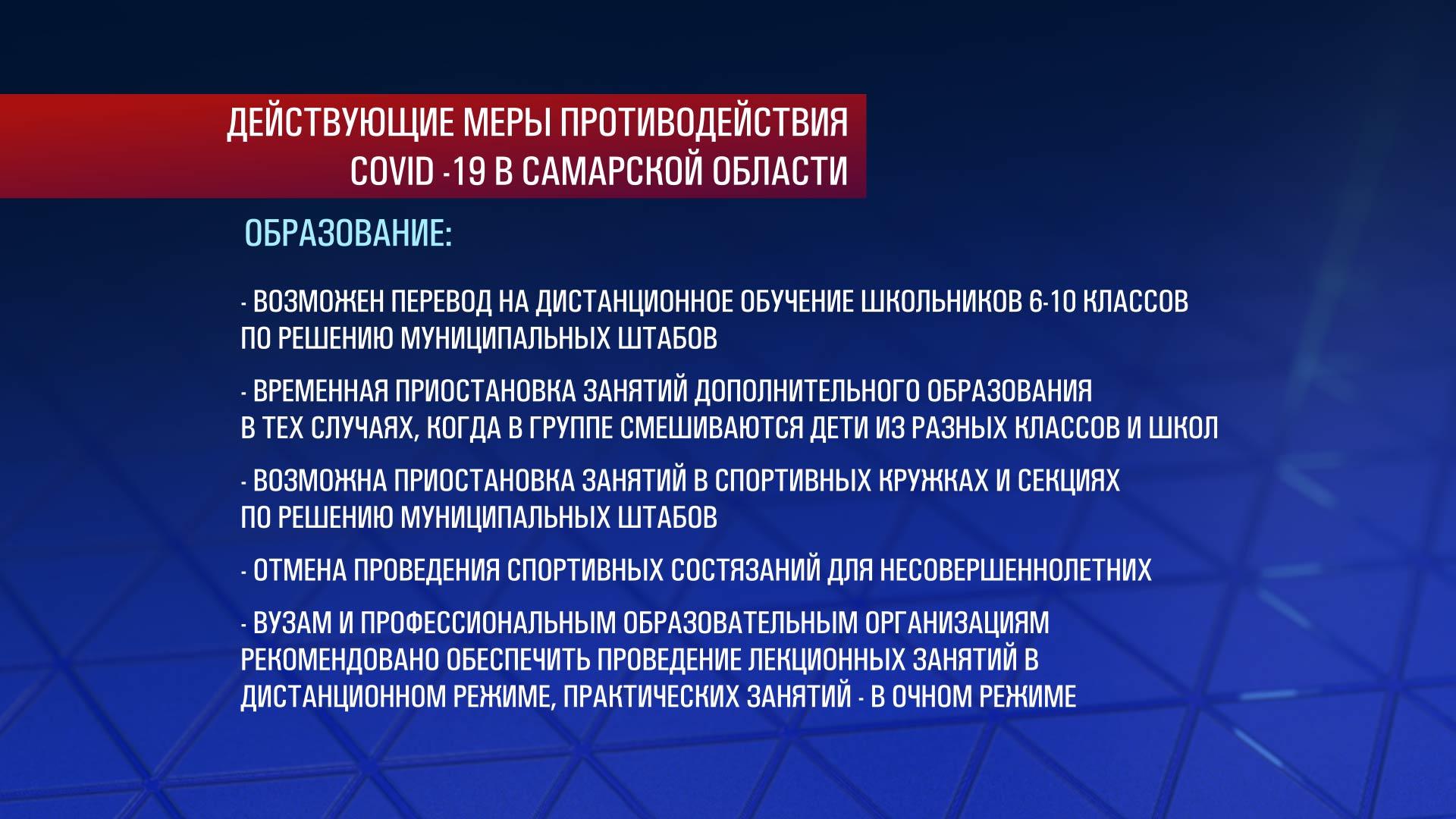 Главная тема: Дмитрий Азаров рассказал, как будет организован образовательный процесс в условиях пандемии коронавируса
