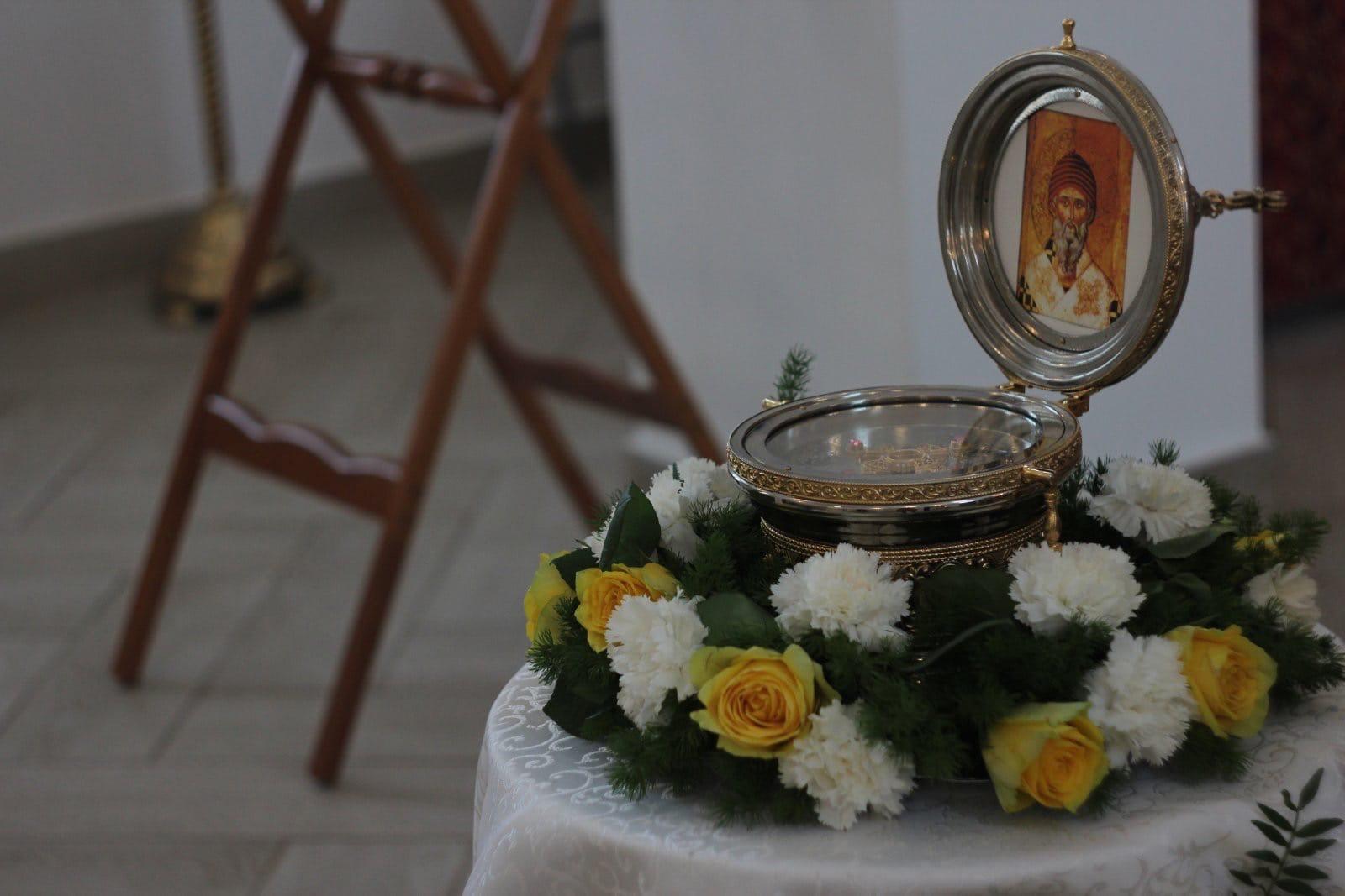 В Самару прибывает ковчег с мощами святителя Спиридона Тримифунтского Чудотворца