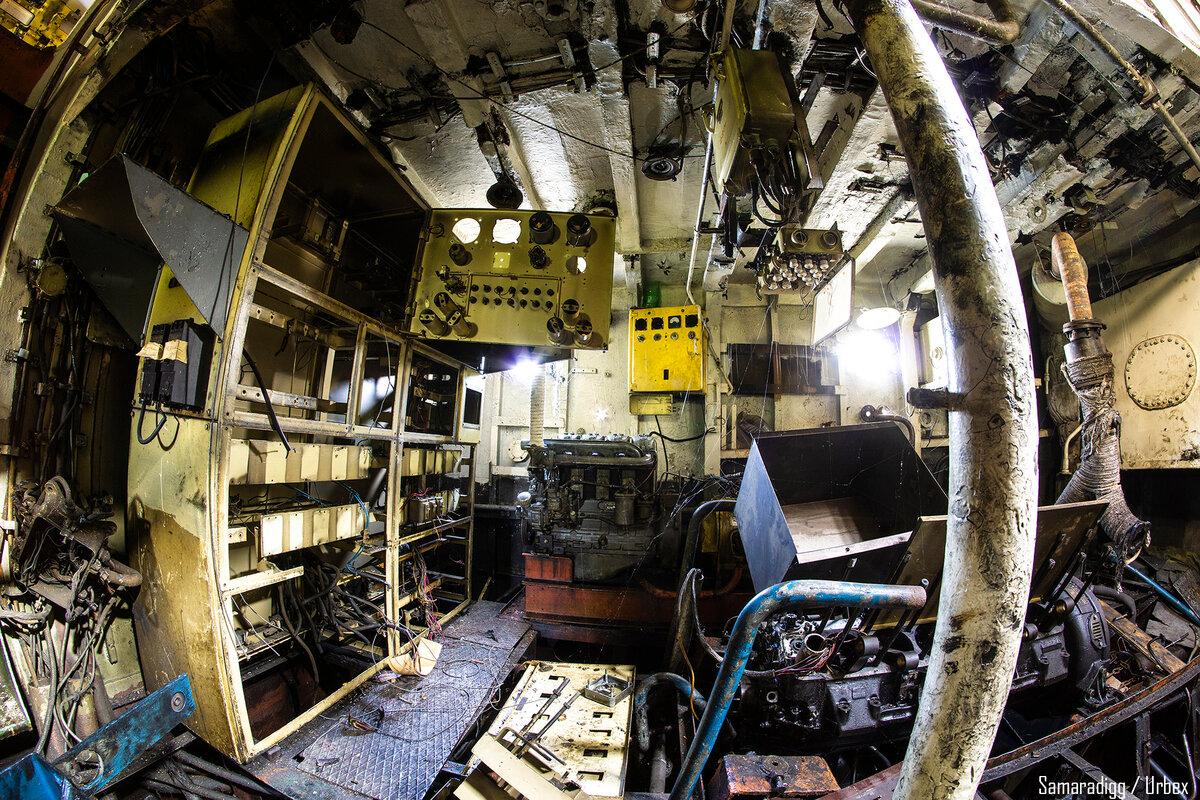 Под Самарой на Волге обнаружили корабль-призрак МДК-759